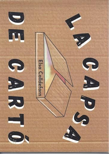 Imatge de la portada del llibre infantil La capsa de cartró
