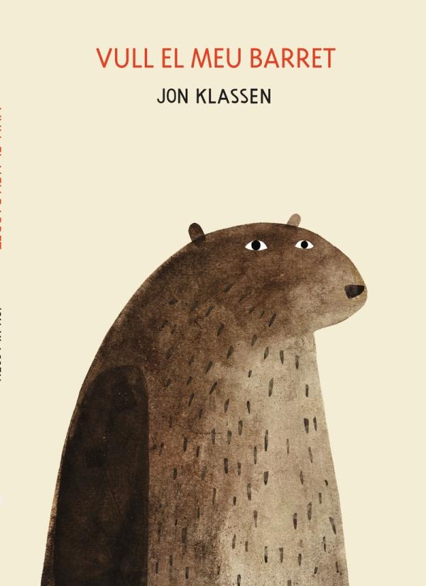 Imatge de la portada del llibre infantil Vull el meu barret