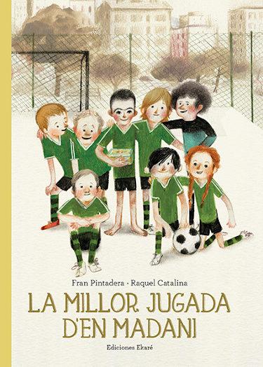 Imatge de la portada del llibre infantil La millor jugada