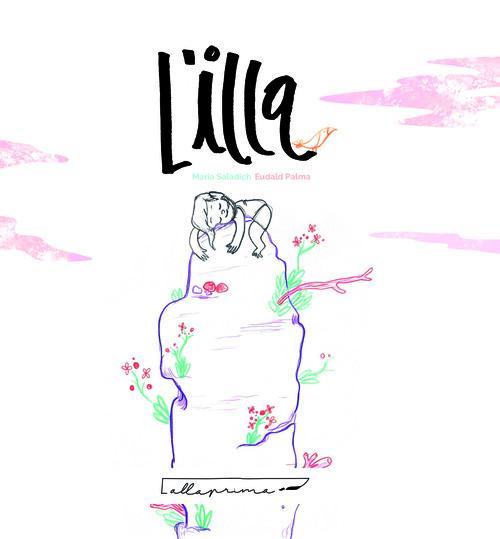 Imatge de la portada del llibre infantil L'illa