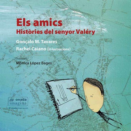 Imatge de la portada del llibre infantil Els amics