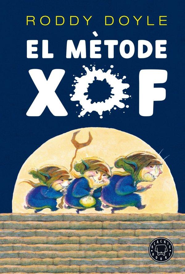Imatge de la portada del llibre infantil El método xof