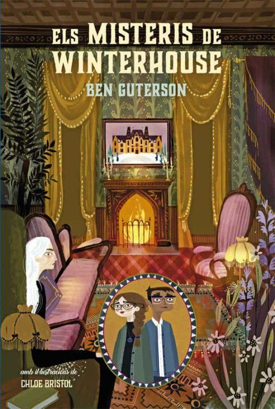 Imatge de la portada del llibre infantil Els misteris de Winterhouse