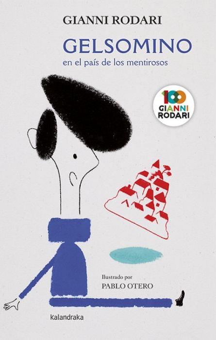 Imatge de la portada del llibre infantil Gelsomino