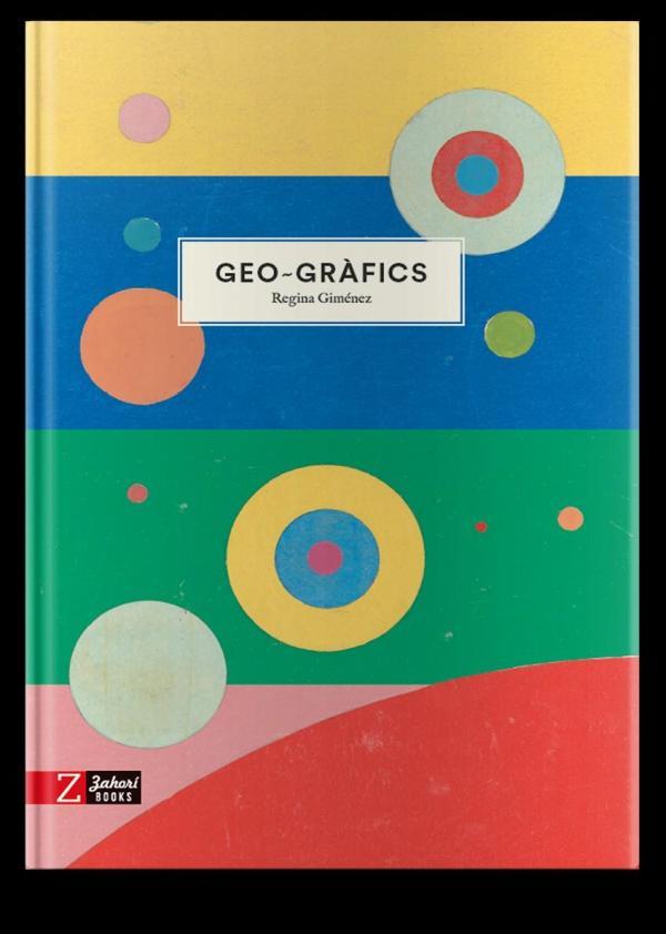 Imatge de la portada del llibre infantil Geo-Gràfics