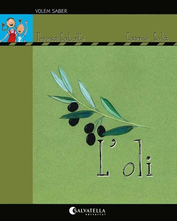 Imatge de la portada del llibre infantil L'oli