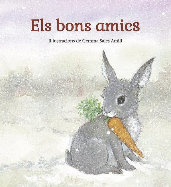 Imatge de la portada del llibre infantil Els bons amics