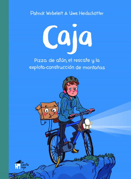 Imatge de la portada del llibre infantil Caja