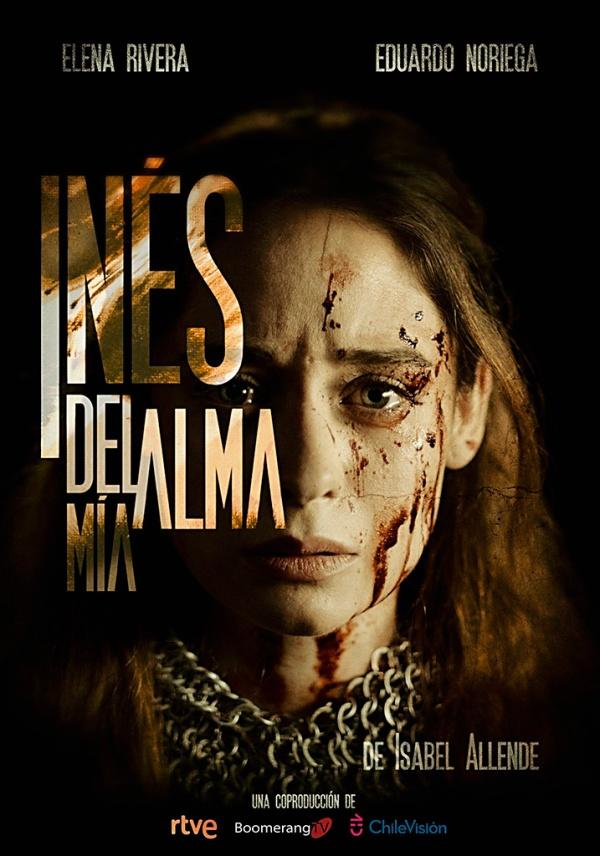 Imatge del cartell de la pel·lícula Inés del Alma mía