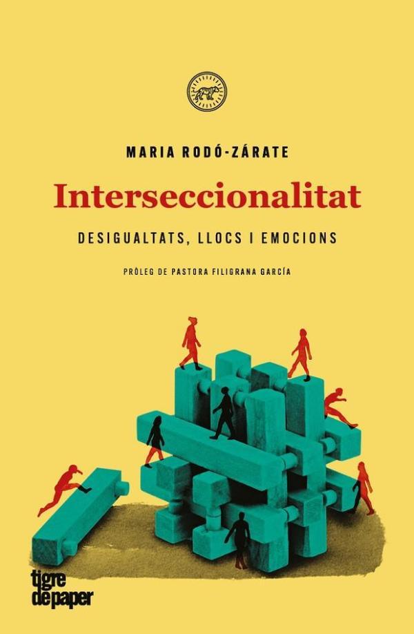 Imatge de la portada del llibre Interseccionalitat