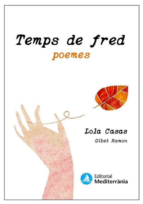 Imatge de la portada del llibre infantil Temps de fred, poemes