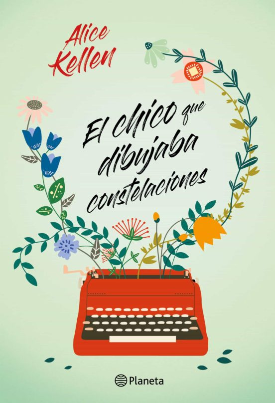 Imatge de la portada de la novel·la juvenil El chico que dibujaba constelaciones