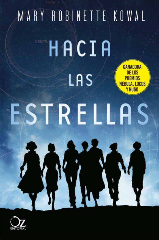 Imatge de la portada de la novel·la juvenil Hacia las estrellas