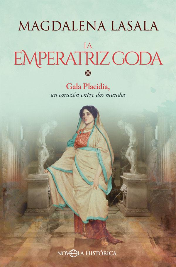 Imatge de la portada de la novel·la La emperatriz gorda