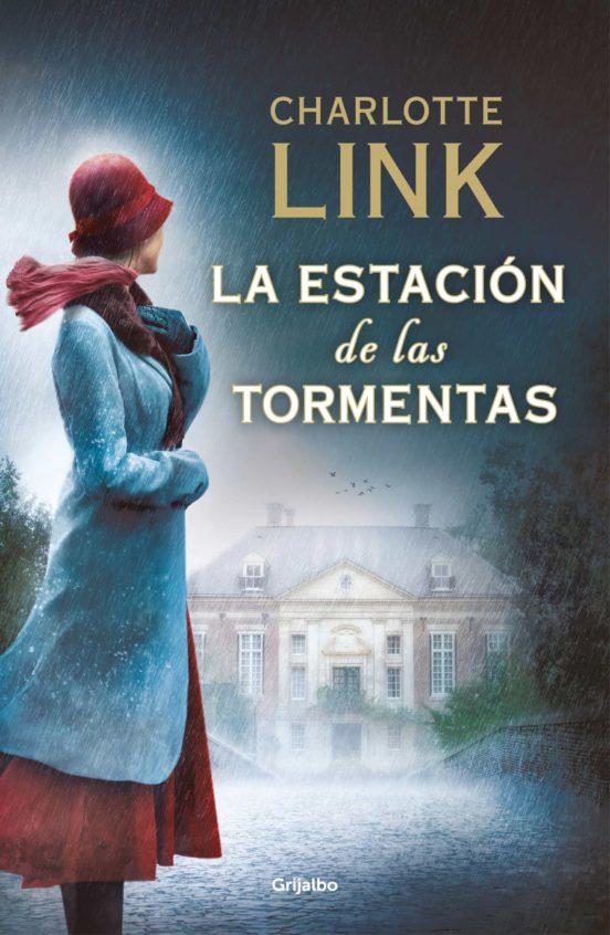 Imatge de la portada de la novel·la La estación de las tormentas