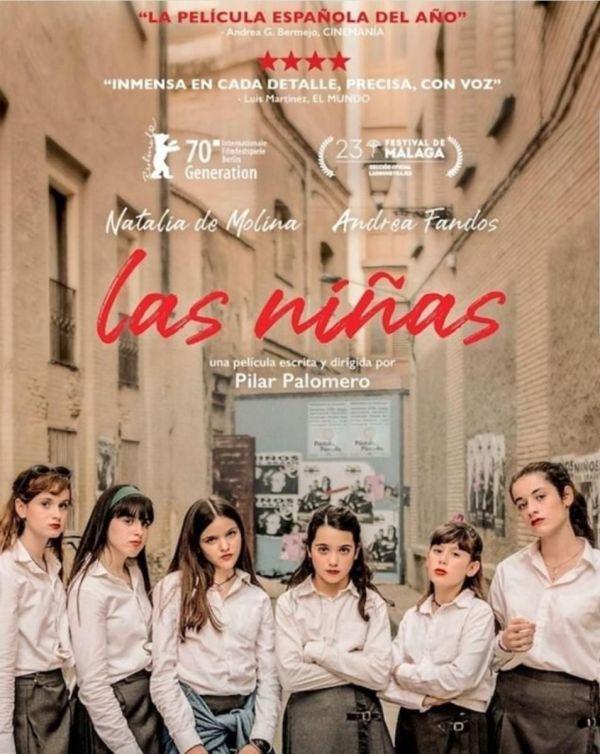 Imatge del cartell de la pel·lícula Las niñas