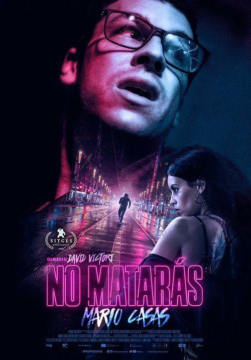 Imatge del cartell de la pel·lícula No matarás