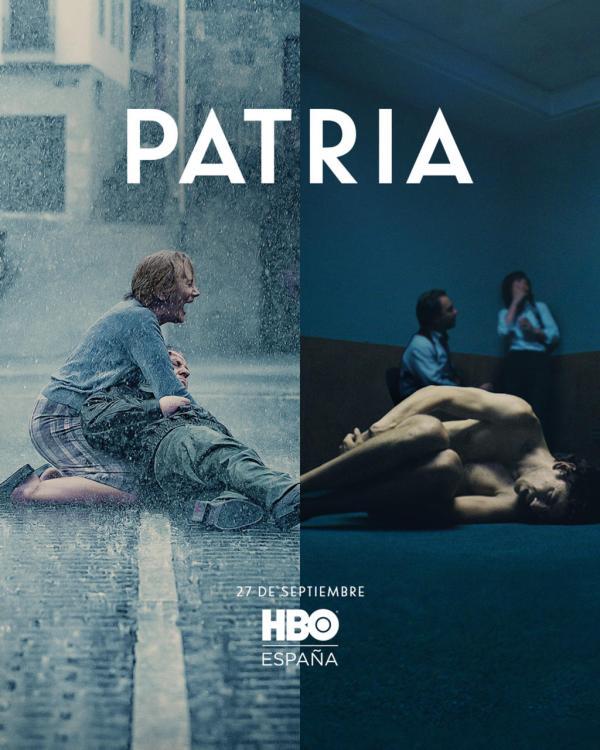 Imatge del cartell de la pel·lícula Patria