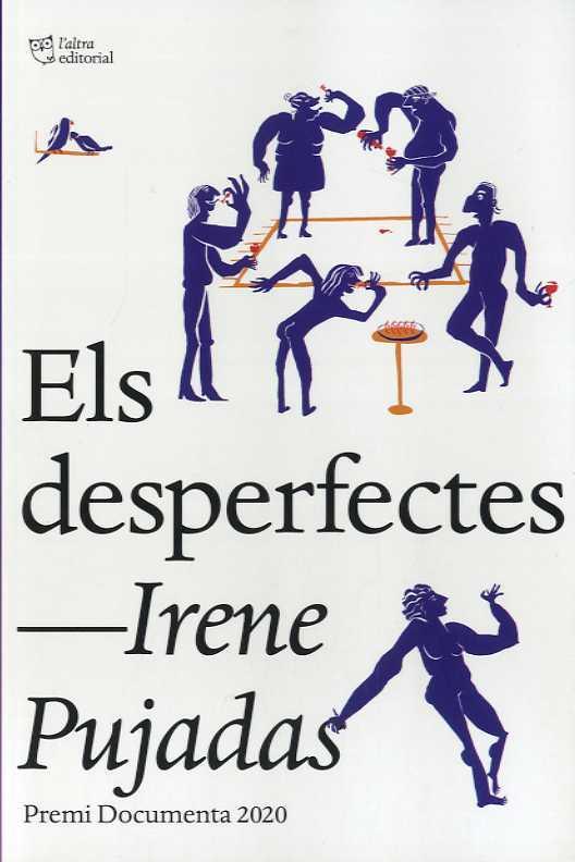 Imatge de la portada de la novel·la Els desperfectes