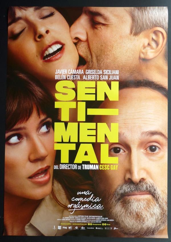 Imatge del cartell de la pel·lícula Sentimental