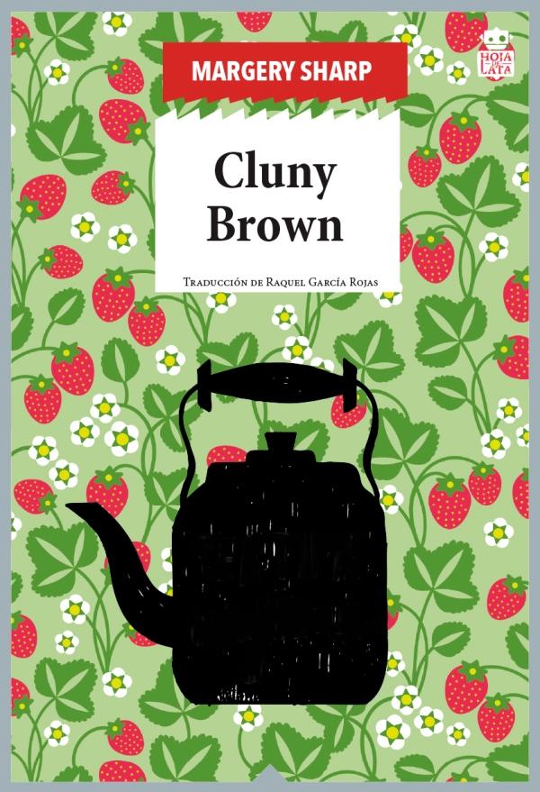 Imatge de la portada de la novel·la Cluny Brown