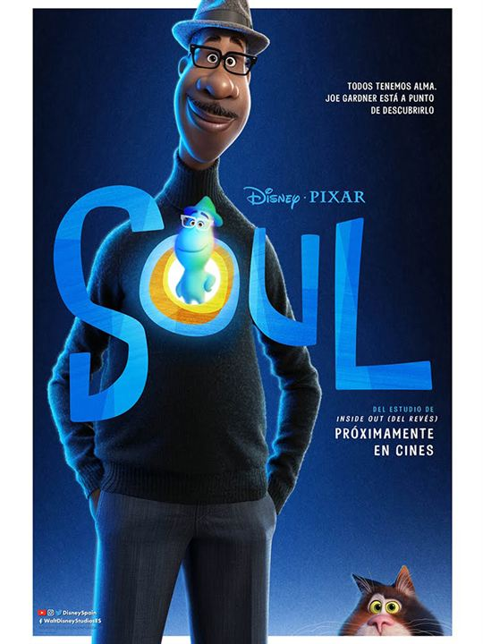 Imatge del cartell de la pel·lícula Soul
