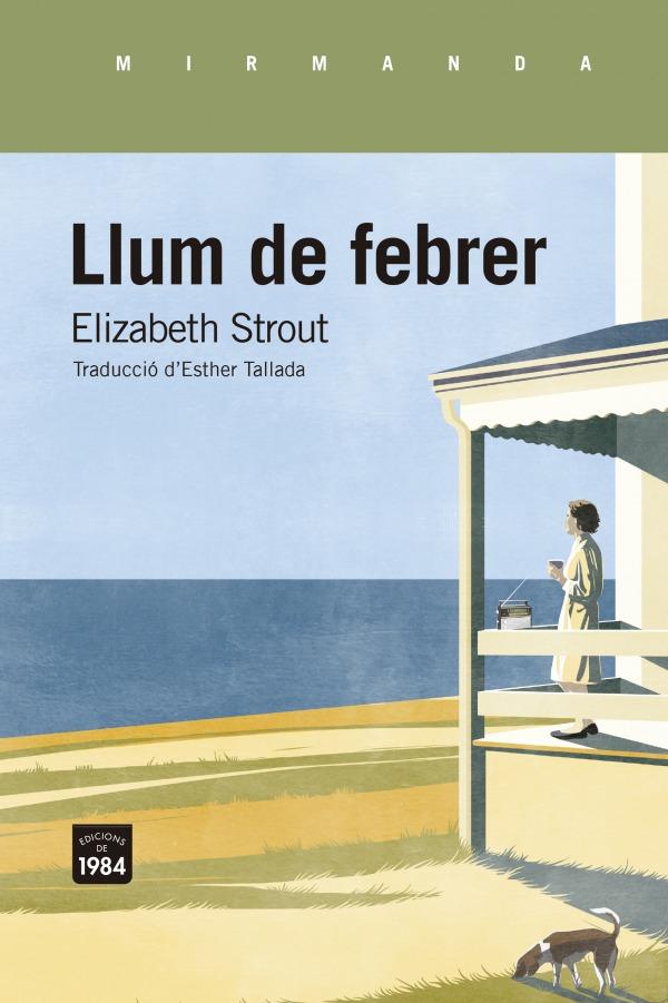 Imatge de la portada de la novel·la Llum de febrer
