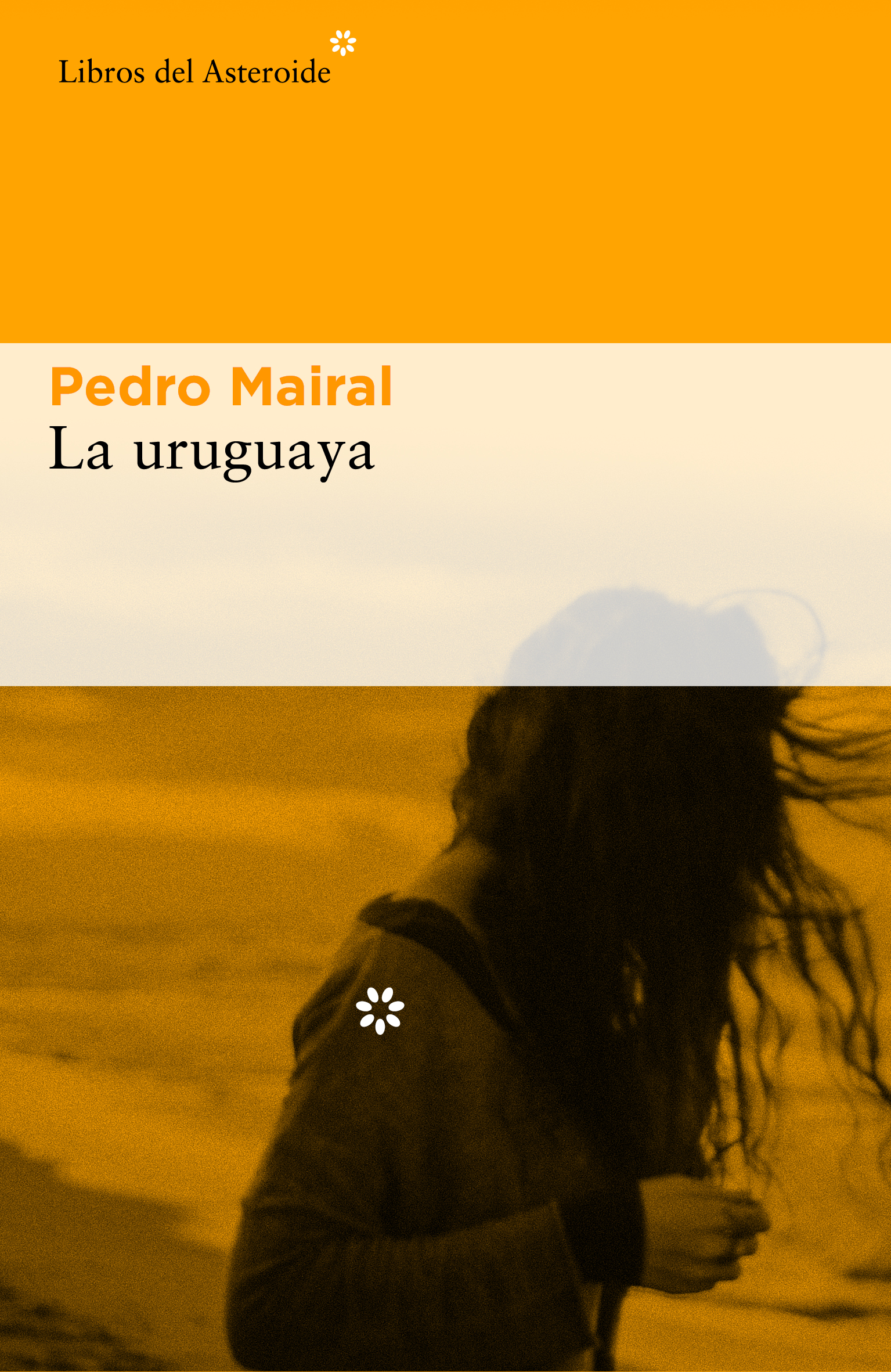 Imatge de la portada del llibre La uruguaya