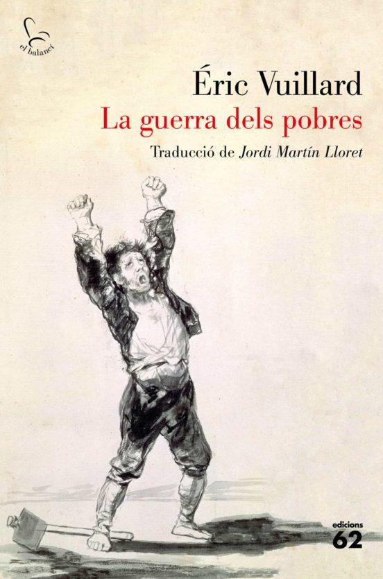 Imatge de la portada de la novel·la La guerra dels pobles