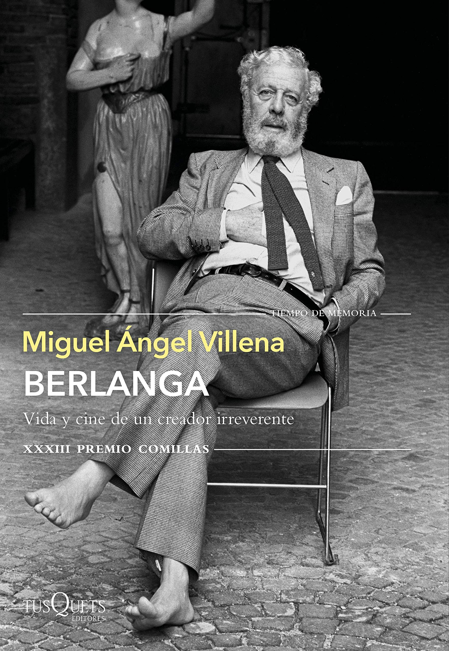 Imatge de la portada del llibre Berlanga